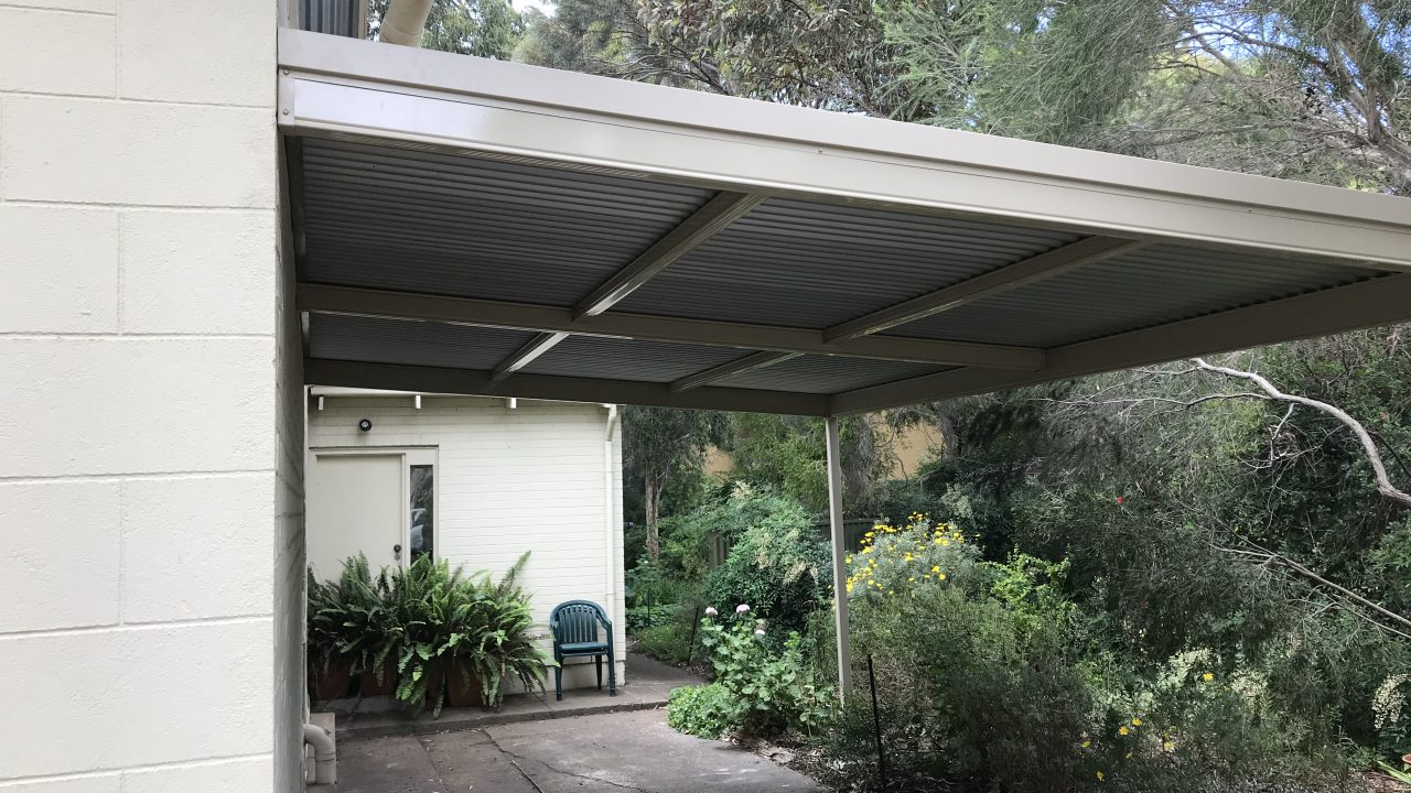 Carport-Insulated-Roof-with-Rendered-Facade
